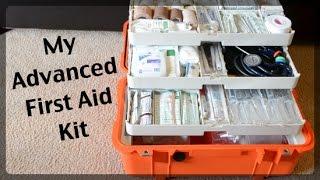 Advanced First Aid Kit - Pelican 1460 EMS Case