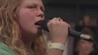 Here is the amazing Kate Tempest performing at IA in 2016 tbt airwaves16 KEXP
