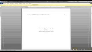 APA Using Easy Bib generator to format paper