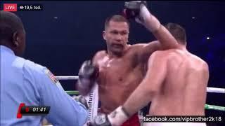 Kubrat Pulev (Кубрат Пулев) vs  Hughie Fury (Хюи Фюри)   27.10.2018   Round 6