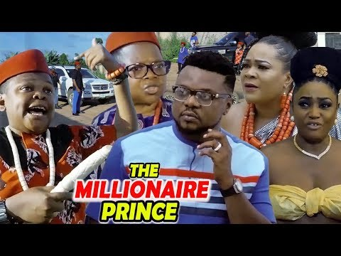 Millionaire Prince Season 3 & 4 - ( Ken Erics / Chinedu Ikedieze ) 2019 Latest N