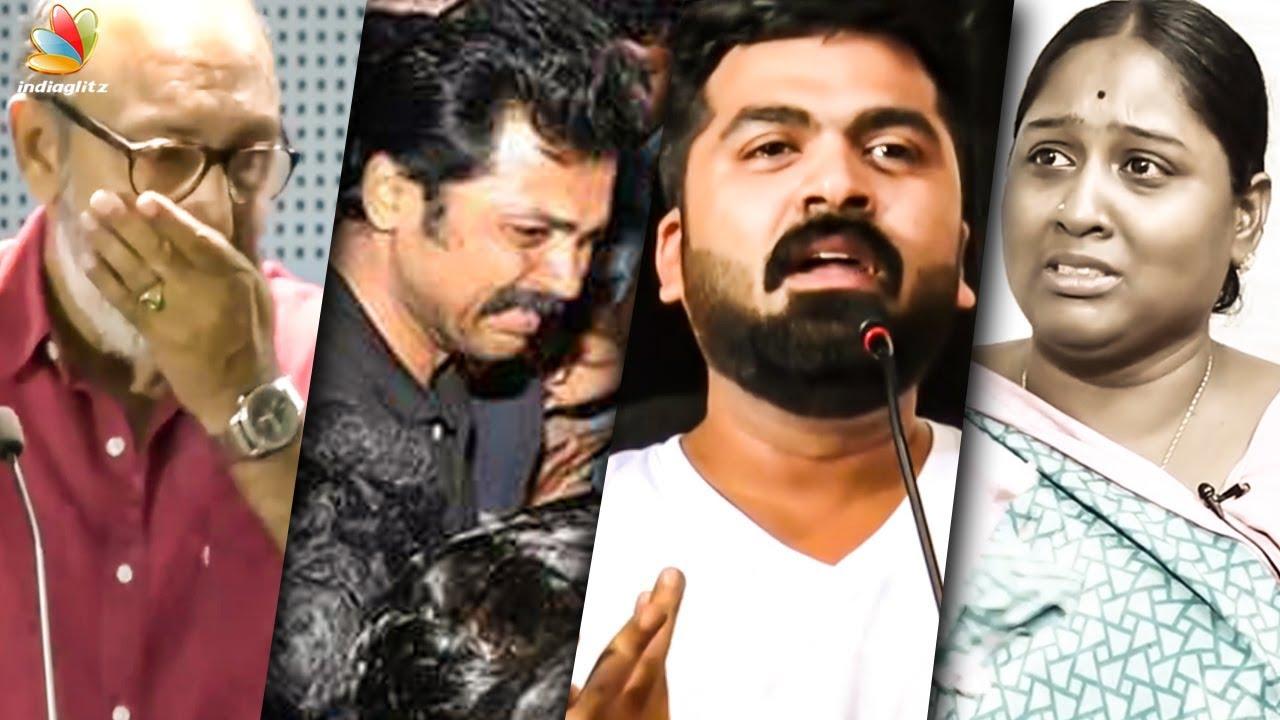 Celebrities Emotional Moment of 2018 | Indiaglitz Rewind | Karthi, Simbu