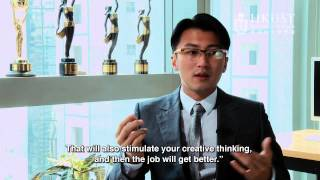 Nicholas Tse, Founder and CEO of Post Production Office, on Leadership
