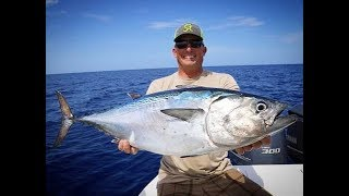 Deep Sea Fishing  Sharks, Snapper And Bonita  {Catch Clean Cook}