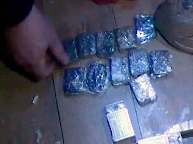 10 килограммов наркотиков изъяли у ангарчанина