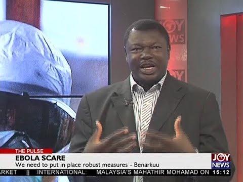 Ebola Scare - The Pulse on Joy News (10-5-18)