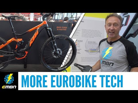 Amazing New Tech From Eurobike 2018