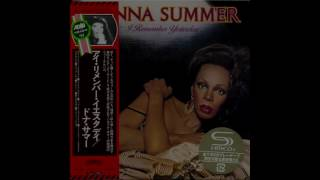"Donna Summer - Can't We Just Sit Down LYRICS - SHM ""I Remember Yesterday"" 1977"
