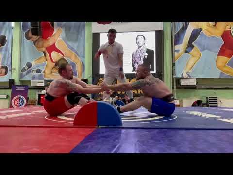 Всероссийские соревнования по мас-рестлингу памяти олимпийского чемпиона Р.М. Дмитриева - 2 часть