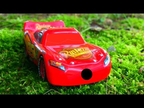NEW Disney Cars 3 Lightning McQueen Dreams Giant Scary Magic Rainbow Mack Mater Tall Tale Full Movie