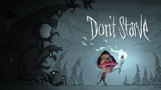 Don't Starve | Part 1 | MARKIPLIER STARVES