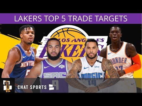 LA Lakers Trade Rumors: 5 Point Guard Trade Targets - And What It Will Take To Land Them