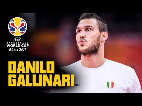 Danilo Gallinari | FULL HIGHLIGHTS – First Round | FIBA Basketball World Cup 2019