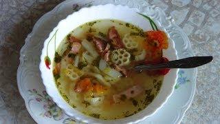 Смотреть онлайн Простой холостяцкий суп