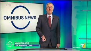 Omnibus News (Puntata 19/01/2017)