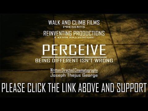 Perceive 2017 - Experimental short film