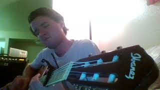 if you don't love me i'll kill myself (guitar cover) Pete Droge