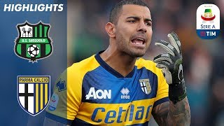 Sassuolo 0-0 Parma   Goalless As Goalkeepers Star!   Serie A