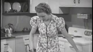 Extremely satirical 50s commercial