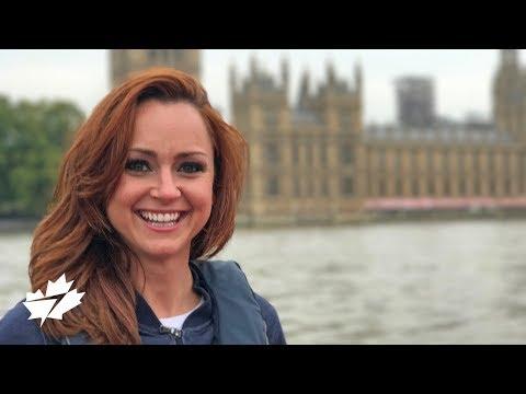 Explore London with Kate Beirness   WestJet