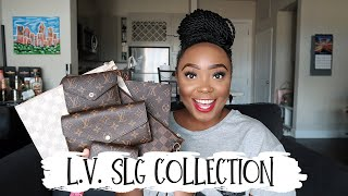 MY ENTIRE Louis Vuitton Small Leather Goods (SLG) Collection + Advice On Which To Buy | Morgan Monia