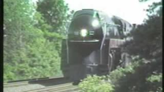 Steam Train repost:  NW 611 in 1983