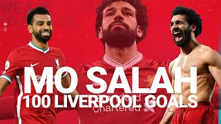 Best of Mo Salah: 100 Tore für den Liverpool FC