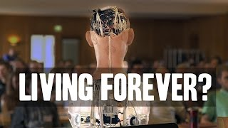 Vidéo : Could we Live Forever? From 1:14 to 2:34