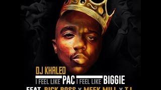 DJ Khaled - I Feel Like Pac, I Feel Like Biggie (Instrumental Remake By Enzo Mirage) *NEW 2013*