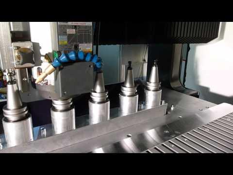 Penta NC: Automatische Werkzeugvermessung