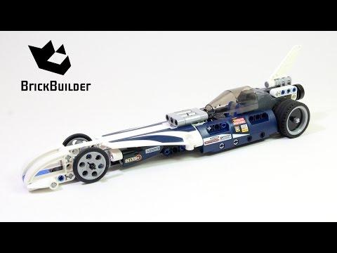 Vidéo LEGO Technic 42033 : Le bolide imbattable