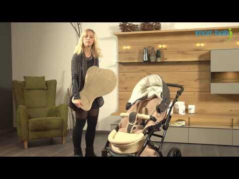 knorr baby Kinderwagen Voletto