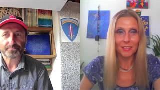 Kanał Zygfryda i komunikacja z nim, kilka informacji: cykl śmierci i życia, wibracja słowa, finanse