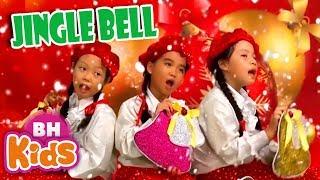Jingle Bell ♫ Mừng Ngày Giáng Sinh An Lành ♫ Nhạc Thiếu Nhi Vui Nhộn