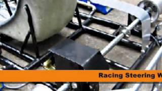 Kids Racing Go Kart Chassis For Sale
