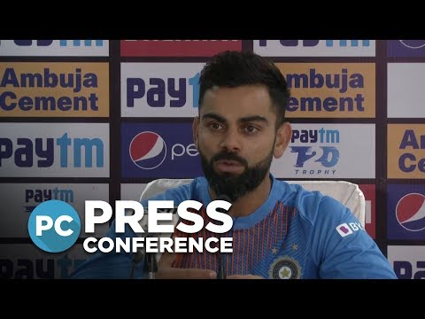 Dhoni has proven people wrong numerous times - Kohli