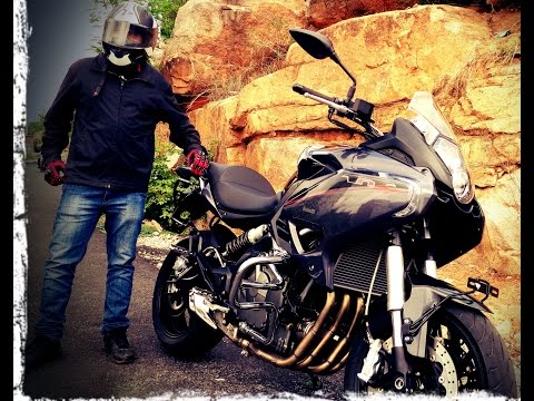 #Bikes@Dinos: Benelli TNT 600 GT First Ride Review and Walkaround