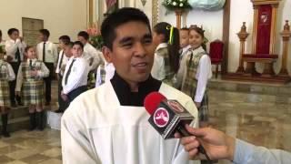 Domingo de Ramos para la fe católica en La Paz BCS