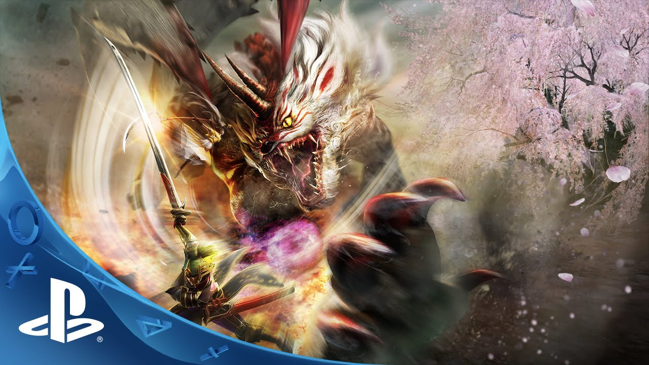 Toukiden: Kiwami Coming to PS4, Vita in March 2015