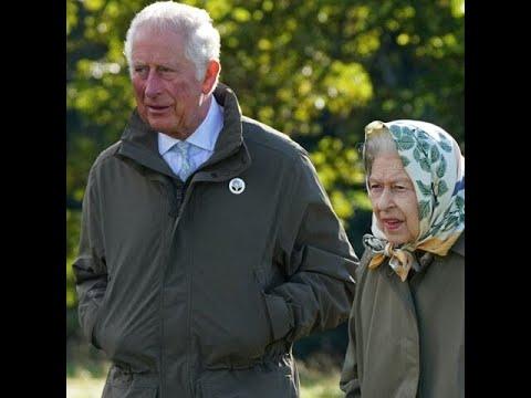 Elizabeth II de retour à Windsor après son hospitalisation: qui est à ses côtés?