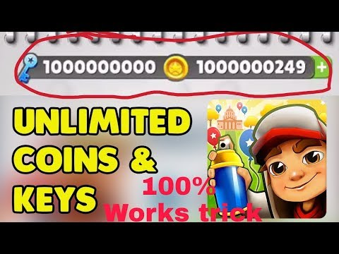 How to hack Subway surfers|| get unlimited coins and keys||trick || hindi