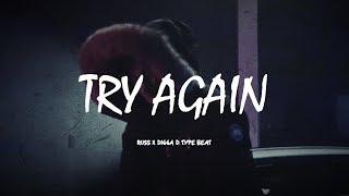 """Russ x Digga D Type Beat """"Try Again""""   UK Drill Instrumental 2019"""