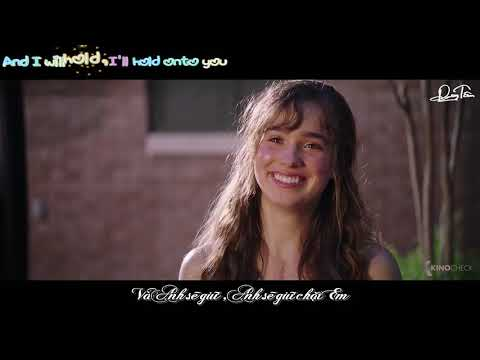 [Lyrics + Vietsub] Don't Give Up On Me - Andy Grammer (Five feet apart OST)