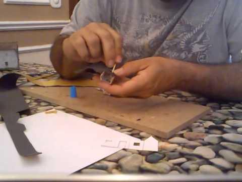 Construccion y pintura de edificios en H0 1