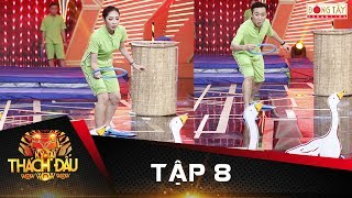 Trò chơi vận động: Chăn Vịt | Kỳ Tài Thách Đấu 2017 | Tập 8 (12/11/2017)