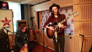 "James Bay en live dans Le Lab Virgin Radio "" Left Hand Free"" Alt-J Cover"