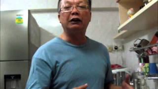 HERMAN CAN COOK  2 - Hairy Crabs part  I (Cantonese)