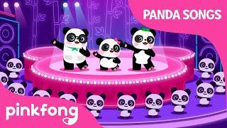 The Panda Song | Hey Hey Panda Dance | Panda Songs | Pinkfong Songs for Children