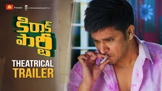 Kirrak Party Theatrical Trailer | Nikhil | Samyuktha | Simran Pareenja