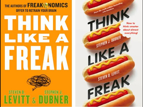 'Think like a freak' Business book review
